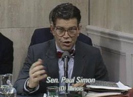 Franken As Paul Simon