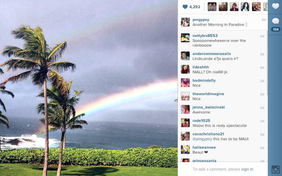paulina gretzky instagram