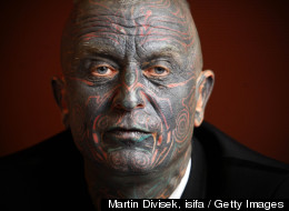 Tattooed Presidential Candidate Lights Up Czech Election