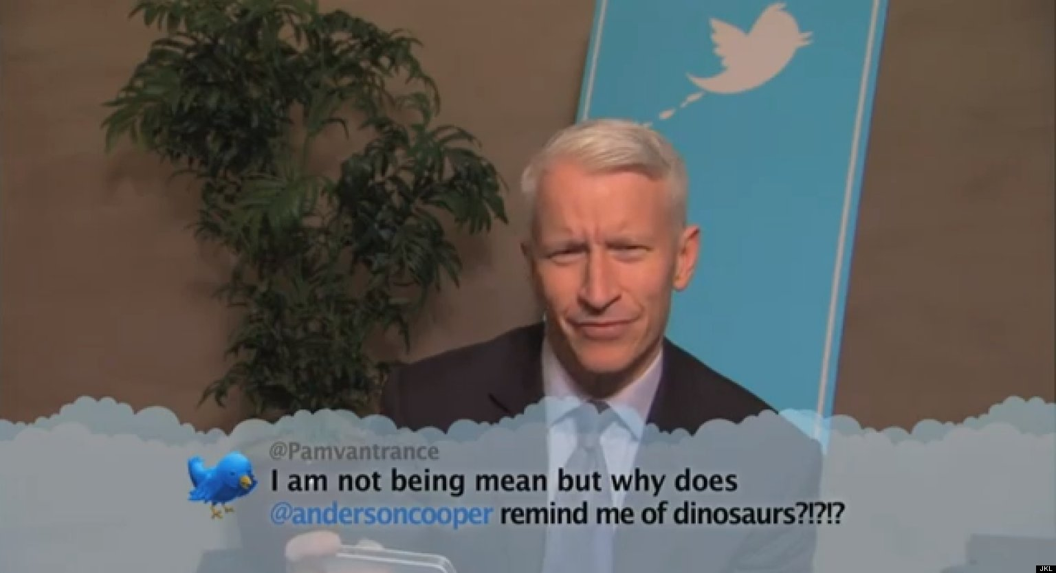 14 Celebrities Reading Mean Tweets About Themselves
