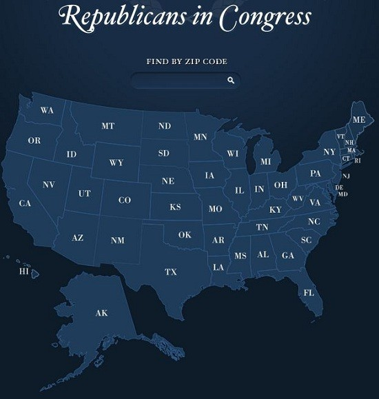 gop map revised