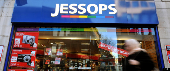 JESSOPS COLLAPSE