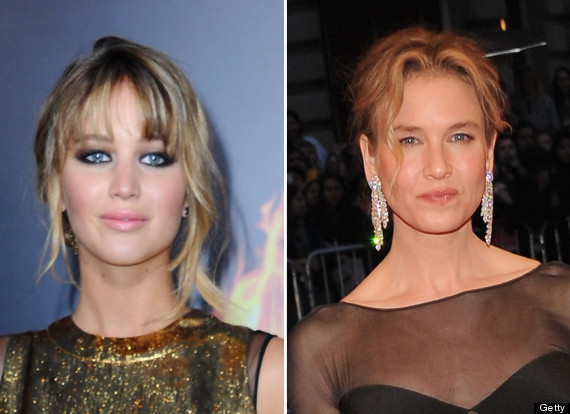 jennifer lawrence renee zellweger