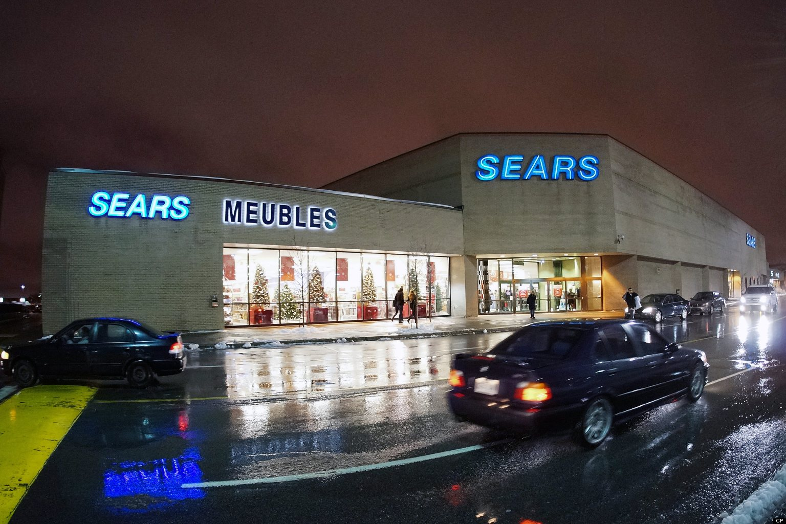 More than 64 years ago, Sears Canada (Simpsons-Sears at the time) opened its first store in Stratford, Ont., and then went on to play a dominant role in the Canadian department store market.