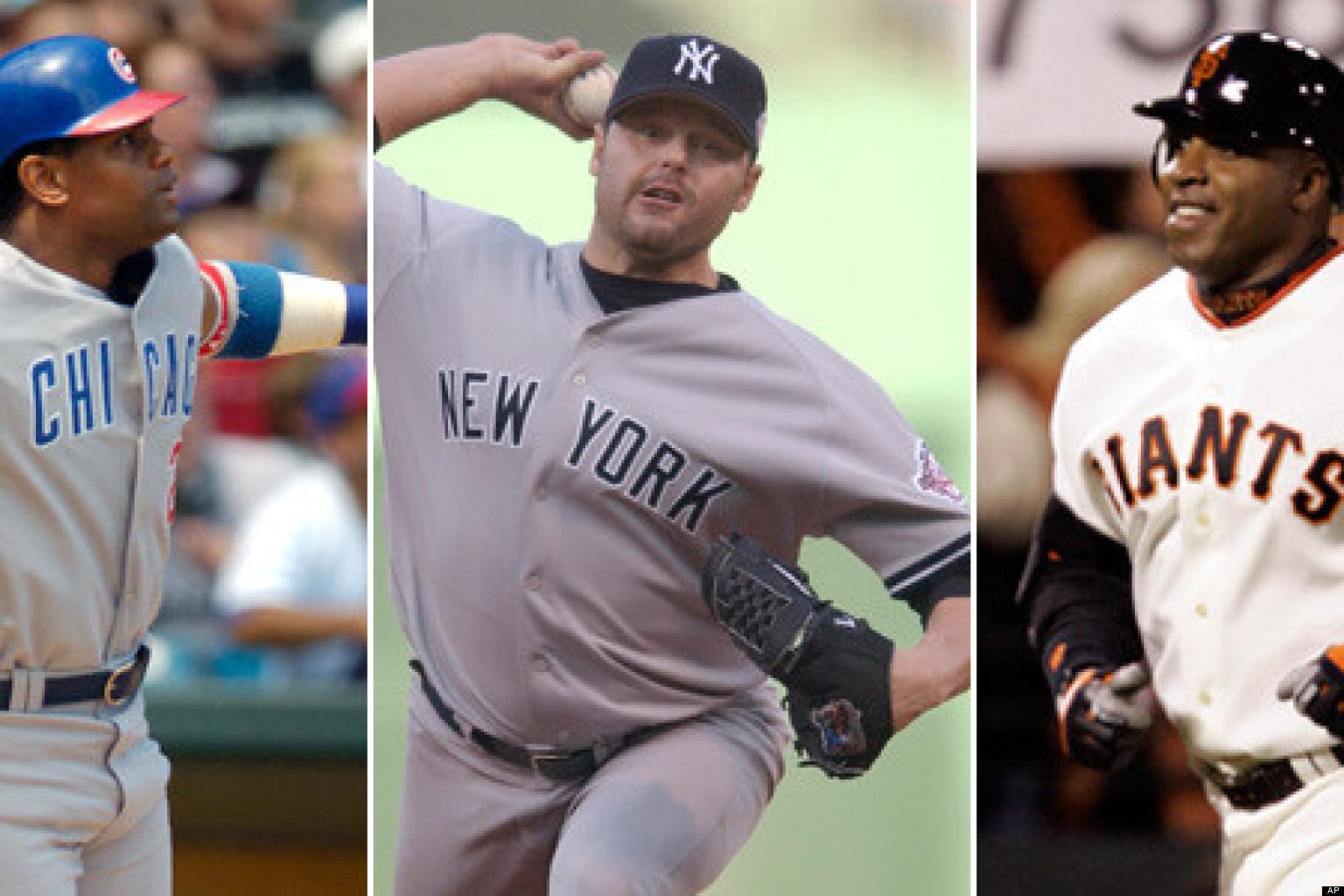 steroids use baseball