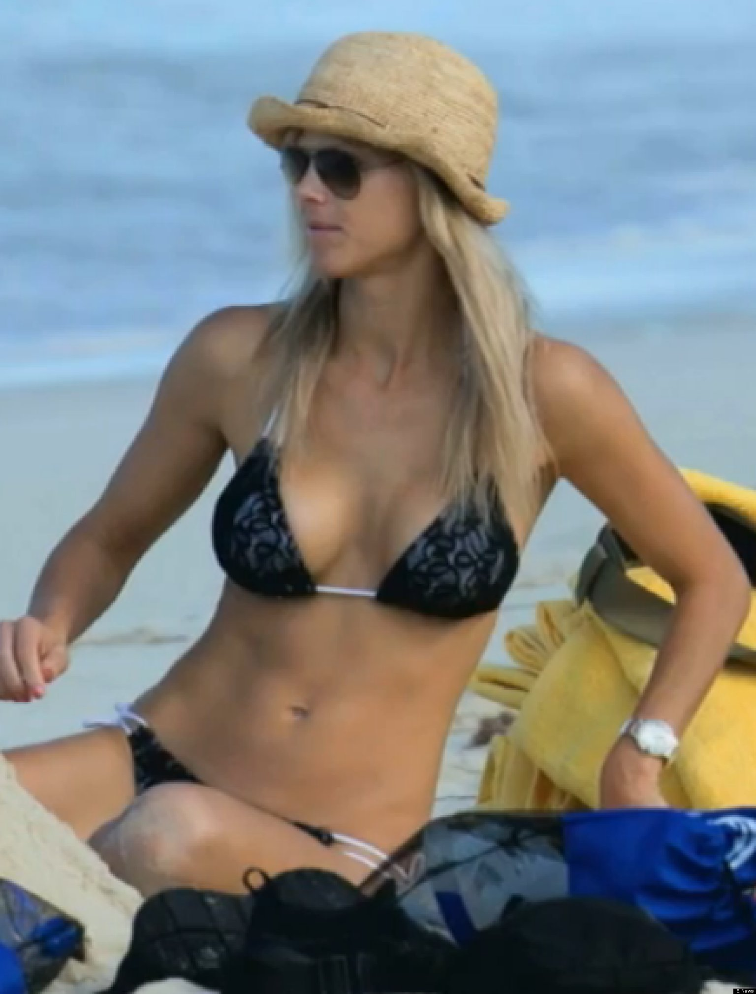 elin nordegren shows off her  u0026 39 revenge body u0026 39  on bahamas