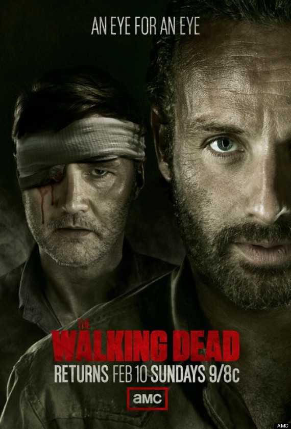 the walking dead midseason