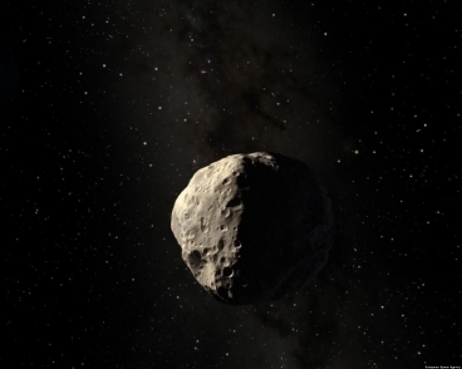nasa feed asteroid - photo #44