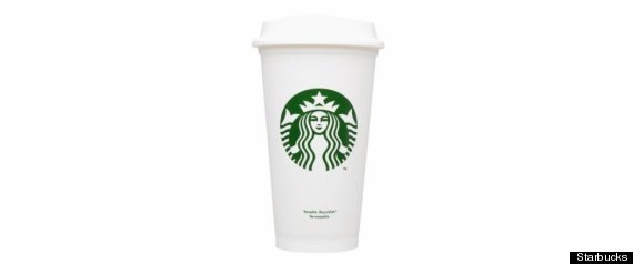 Reusable Plastic Cup Starbucks