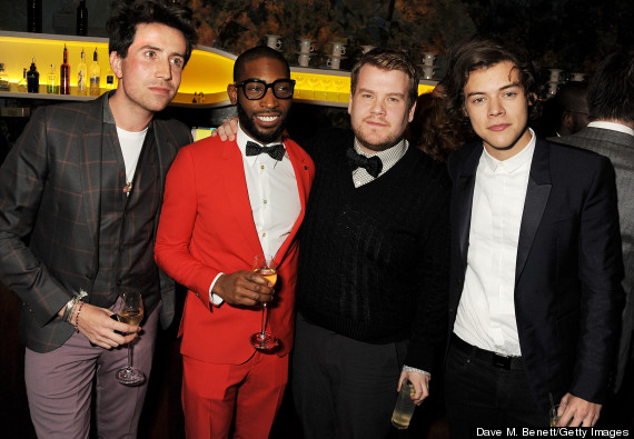 harry styles tinie tempah james corden