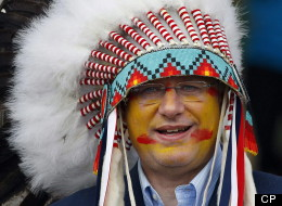 Common Ground For Tories And Idle No More?