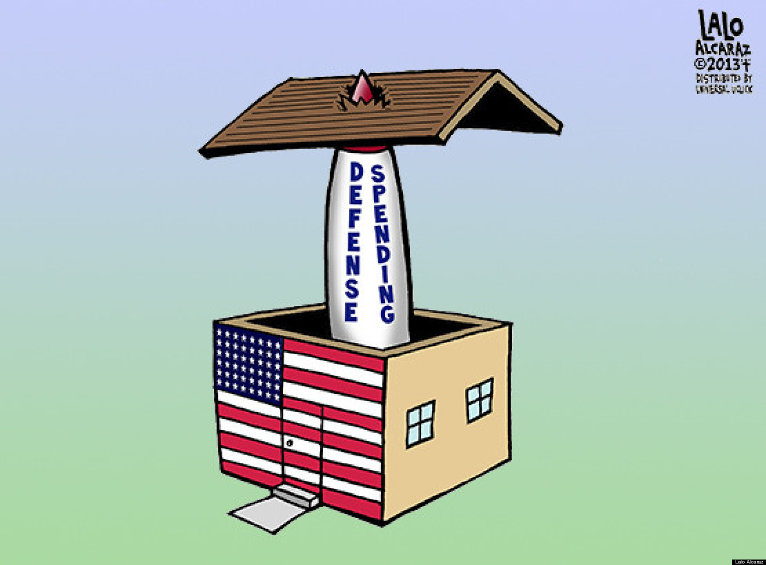Debt ceiling raise roof