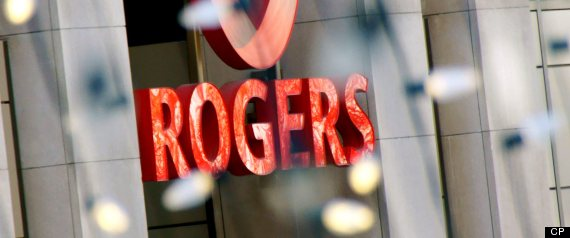 ROGERS INTERNET OUTAGE