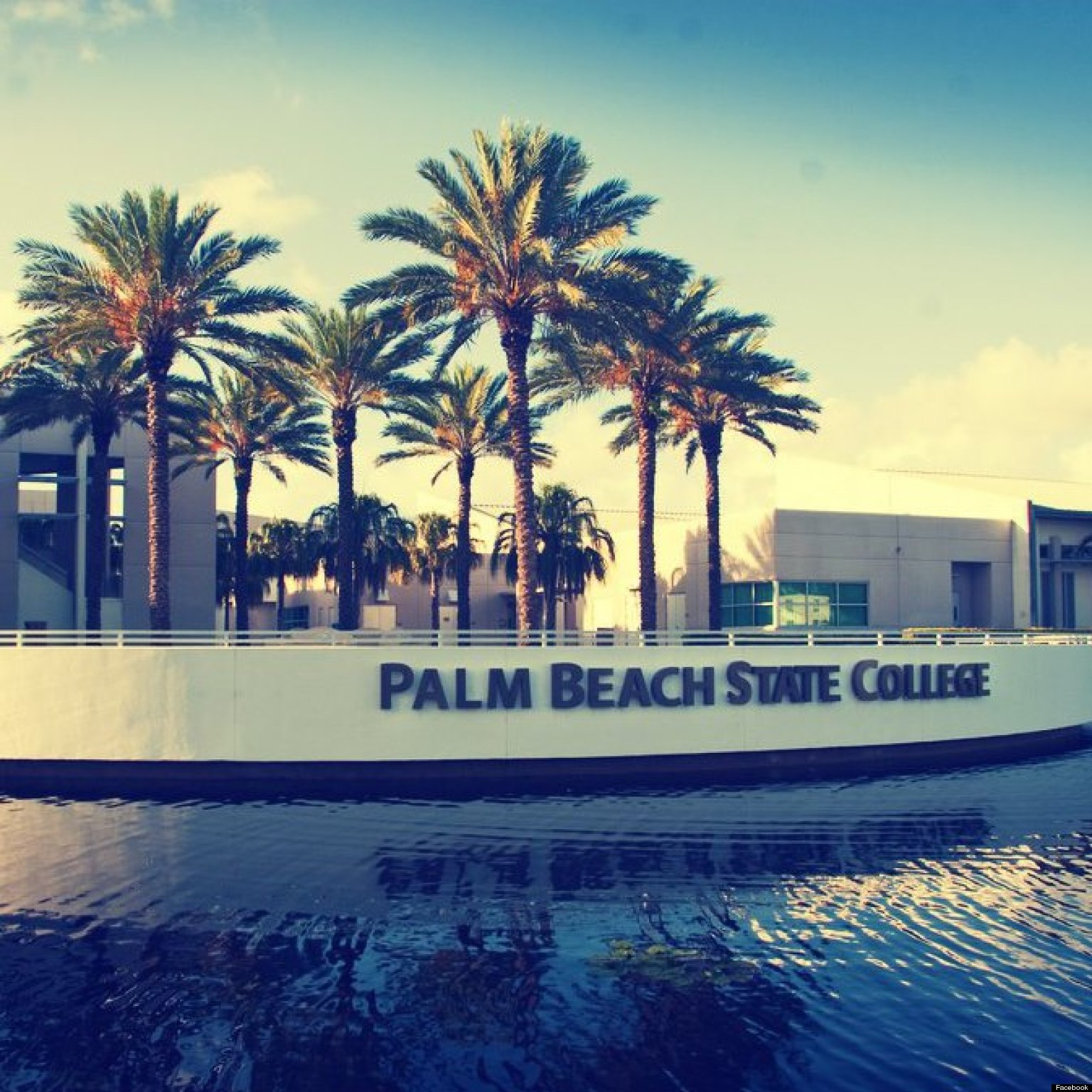 Pictures Of Palm Beach State College