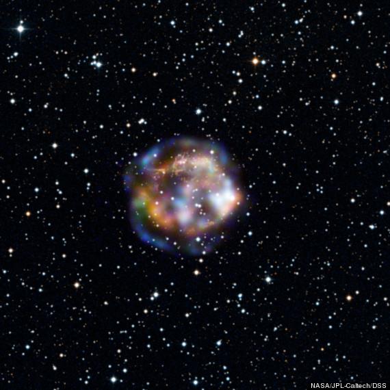 dead star supernova