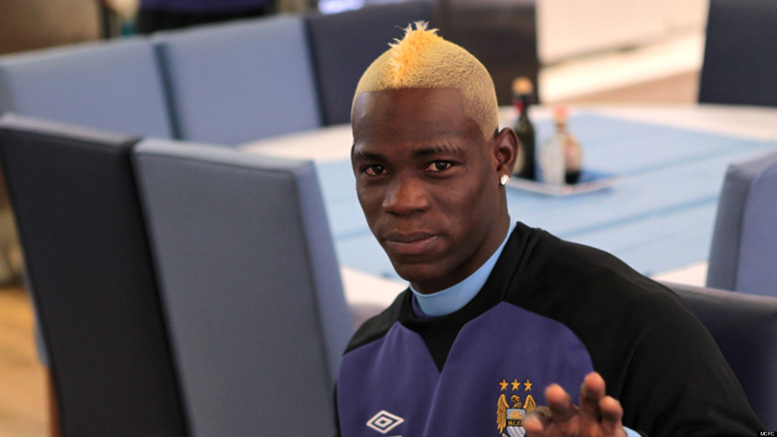 Mario Balotelli And Other Footballers' Hair Disasters