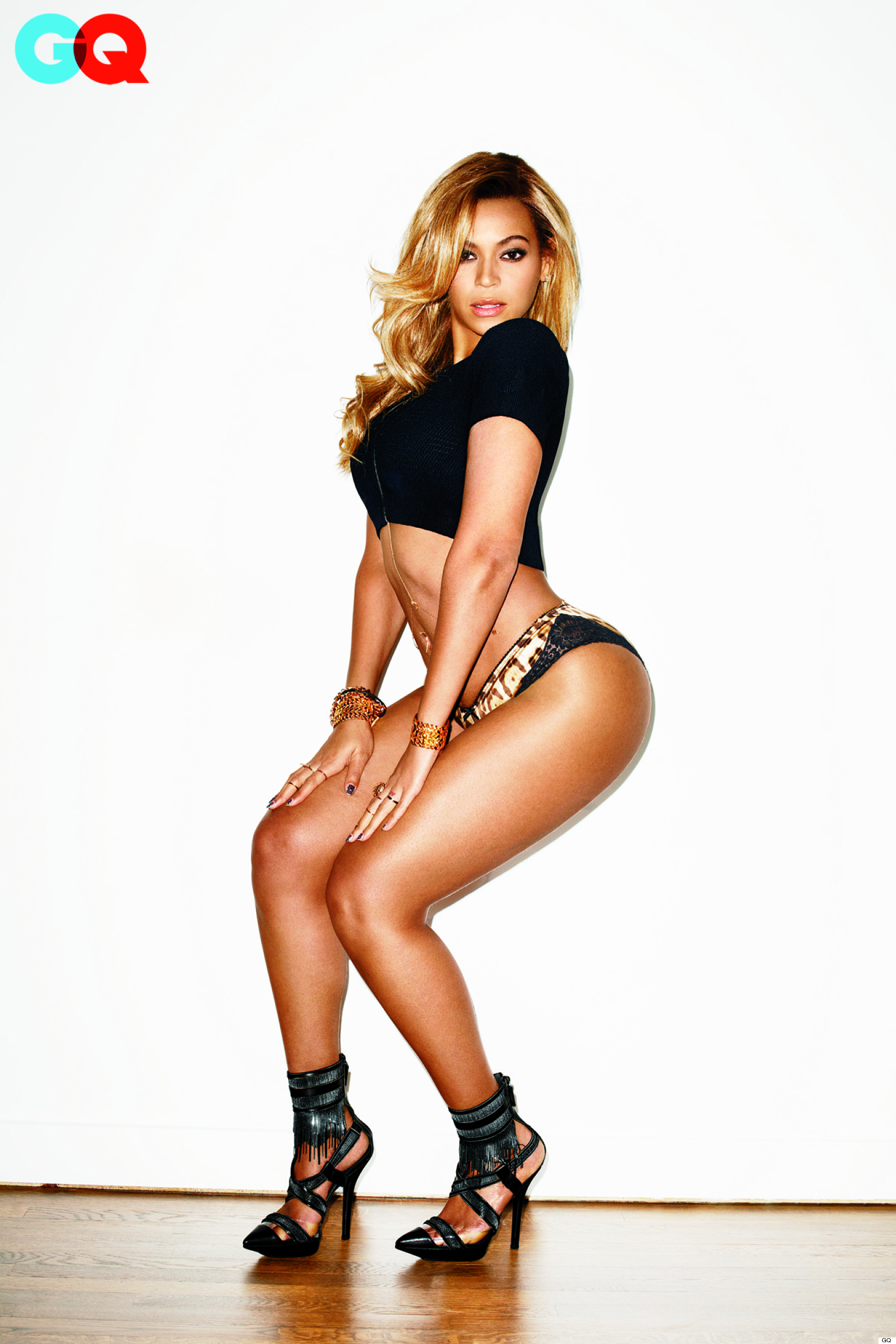 Beyonce's GQ Magazine Interview: Singer Talks Confidence