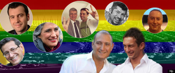 CANDIDATI GAY