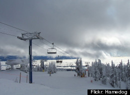 Snowboarder Dies At B.C. Ski Resort