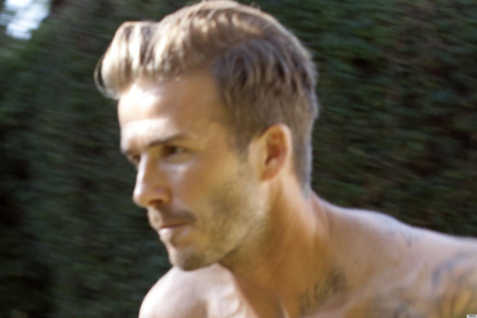 David Beckham's H&m Underwear