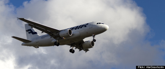 WORLDS SAFEST AIRLINE FINNAIR