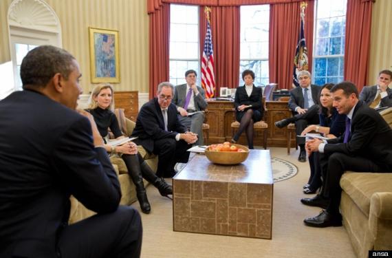 obama squadra