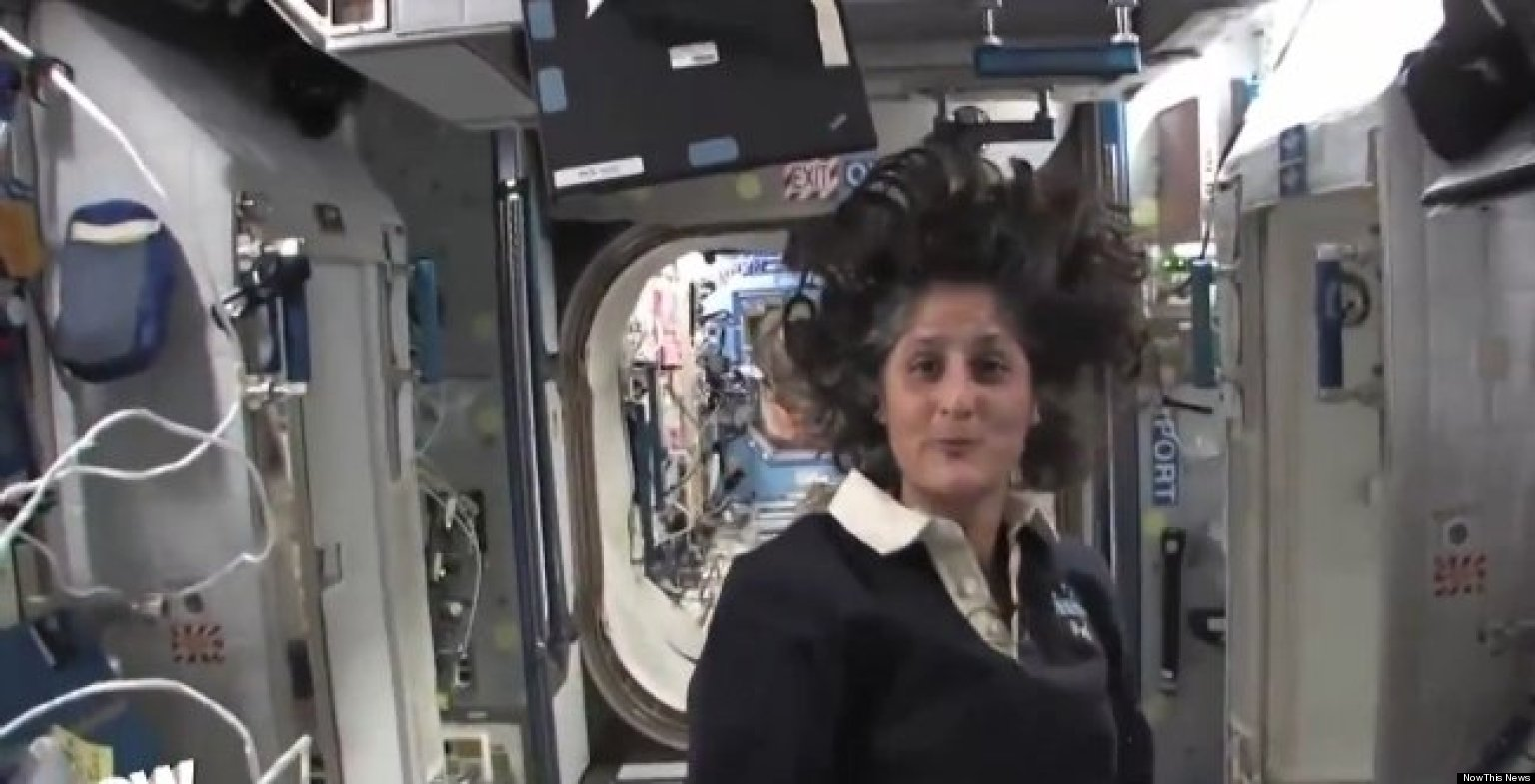 inside space station bed - photo #7