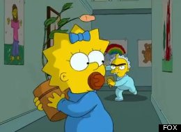 Simpsons Oscars Nomination