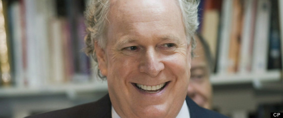 Jean Charest New Job