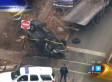 Roscoe Village Police Chase: High-Speed Pursuit Ends In Crash, Flipped-Over Jeep (VIDEO)