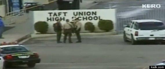 TAFT HIGH SCHOOL ARMED GUARD