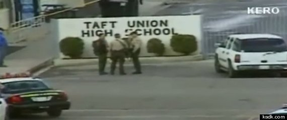 Taft High School Armed Guard