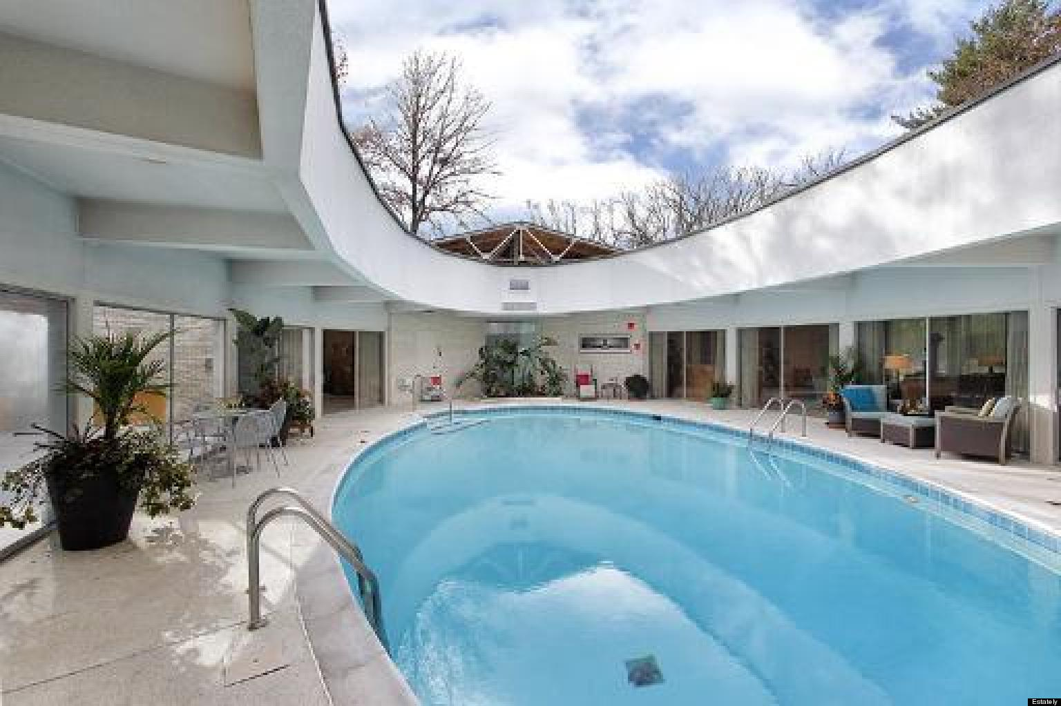 Highland Park Retractable Roof Home Is Nearly 1 4 Million