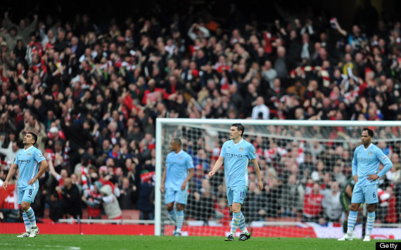 arsenal manchester city