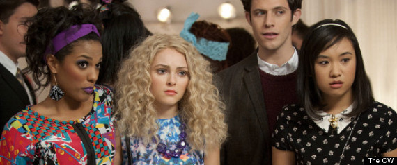THE CARRIE DIARIES SEX AND THE CITY