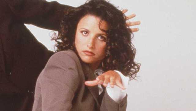 Julia Louis Dreyfus Goes From Seinfeld Sidekick To Sleek