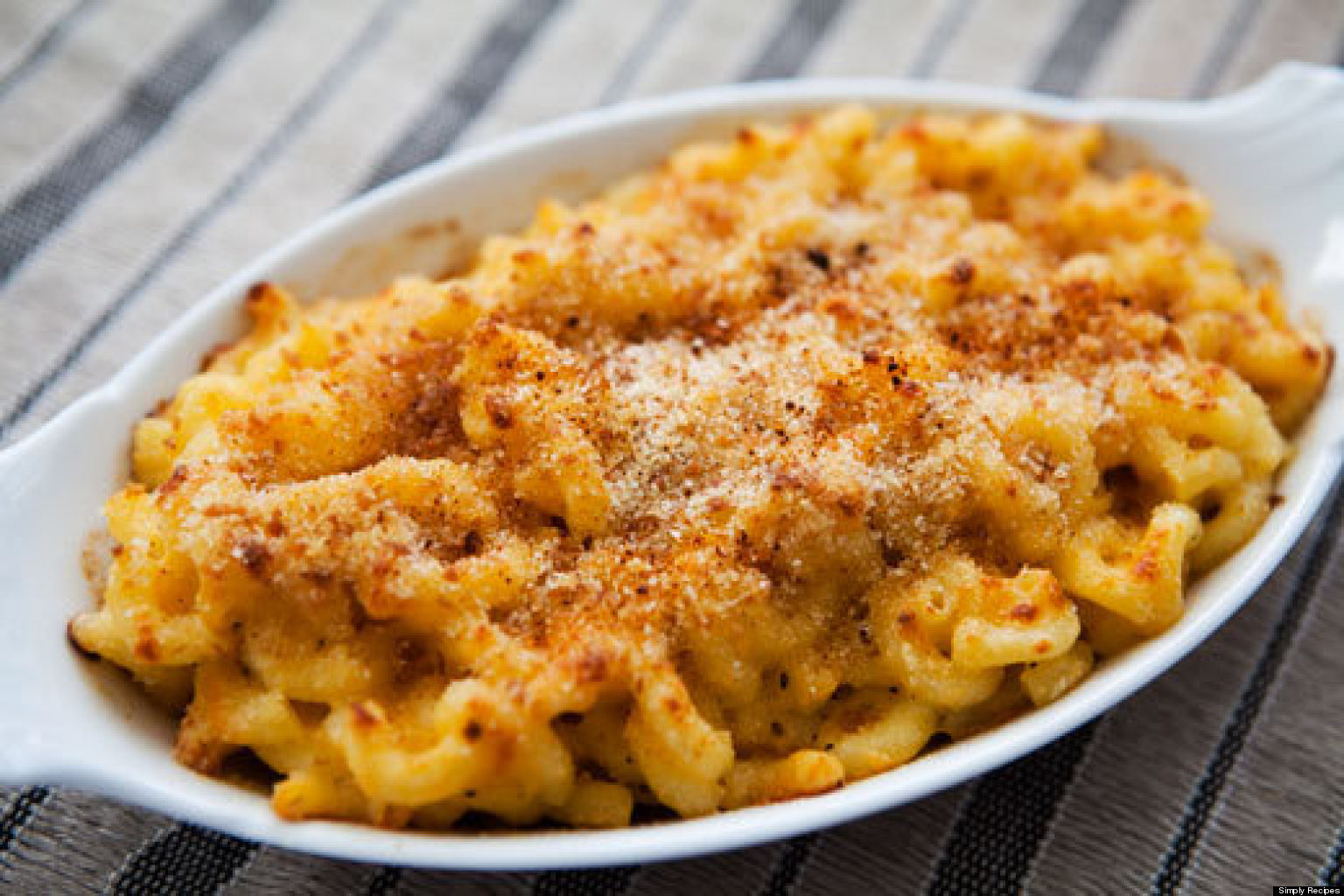 Soul Food Recipes Macaroni And Cheese Images & Pictures - Becuo
