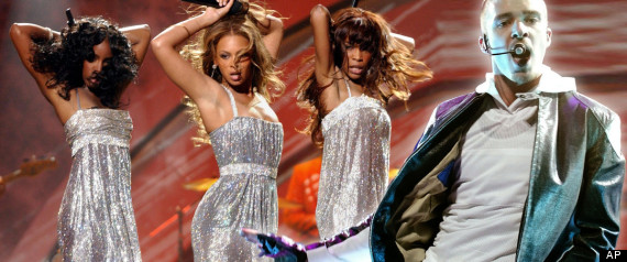 Destinys Child Justin Timberlake
