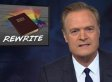 Lawrence O'Donnell: Bible At Inauguration Is One Of 'Most Absurdest Traditions' (VIDEO)