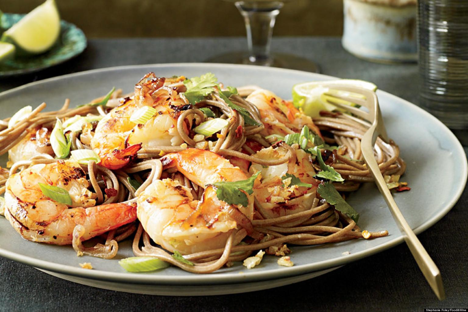 Soba Recipe (Japanese Buckwheat Noodle) Recipe — Dishmaps