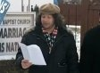 Jeff Ross Goes To The Westboro Baptist Church To Roast Them In Person On 'The Burn' (VIDEO)