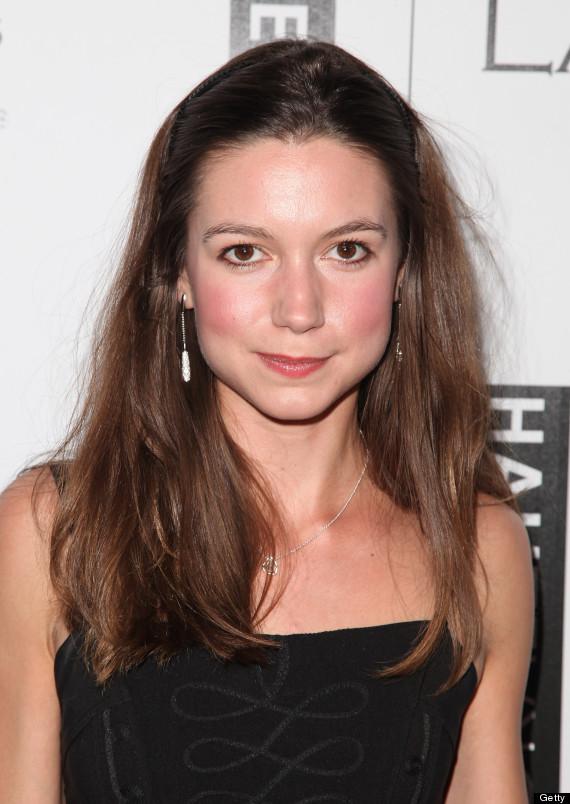 Secret images of actress