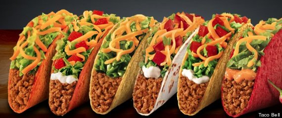 TACO BELL 1 CRAVINGS