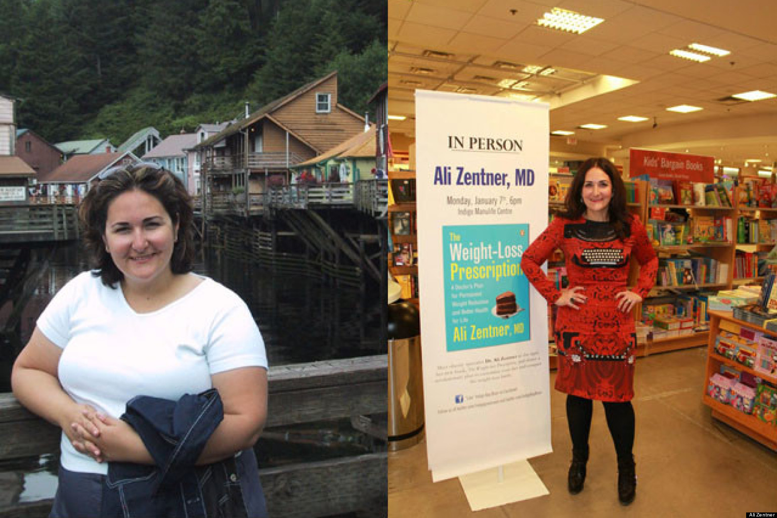 Ali Zentner Weight Loss: Doctor Shares 175-Pound Weight ...