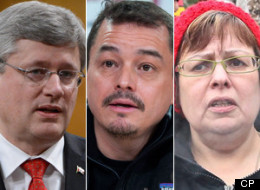 Harper First Nations Meeting