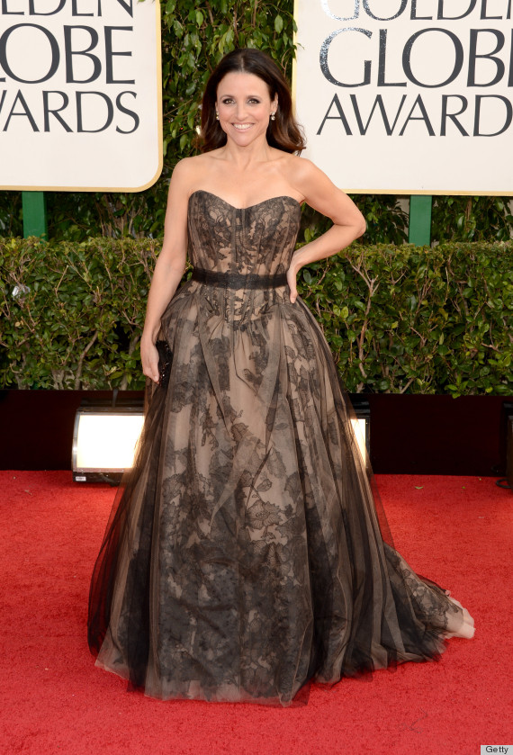 julia louis dreyfus golden globes