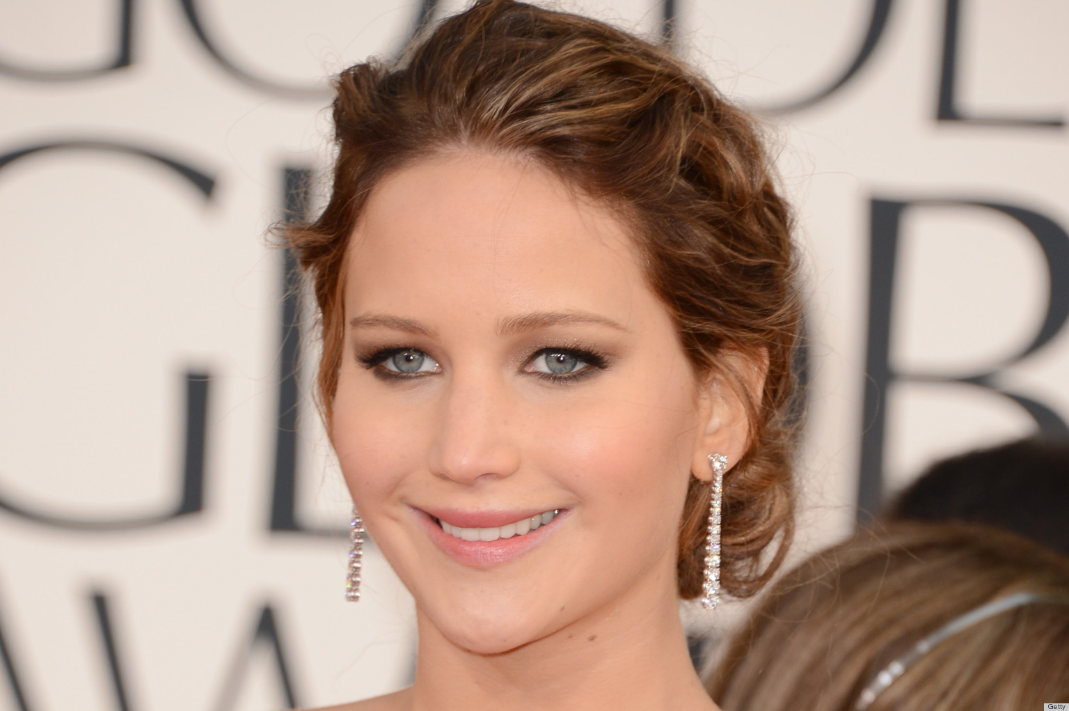 Jennifer Lawrences Golden Globes Dress 2013 Is A Winner