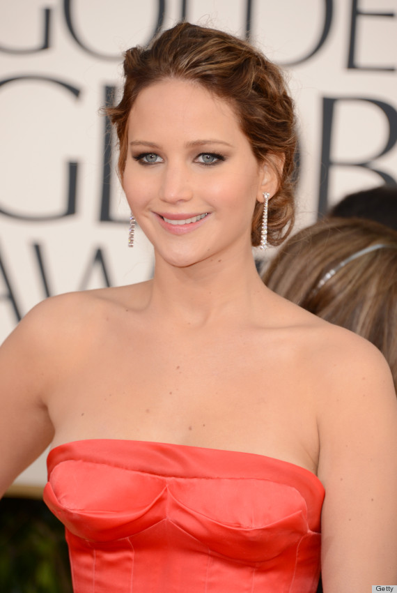 jennifer lawrence golden globes