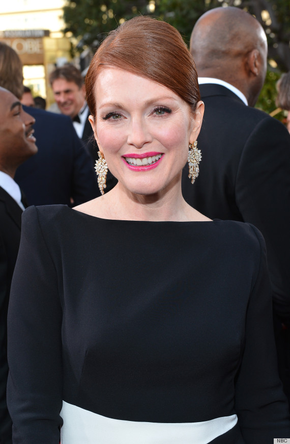 julianne moore golden globes