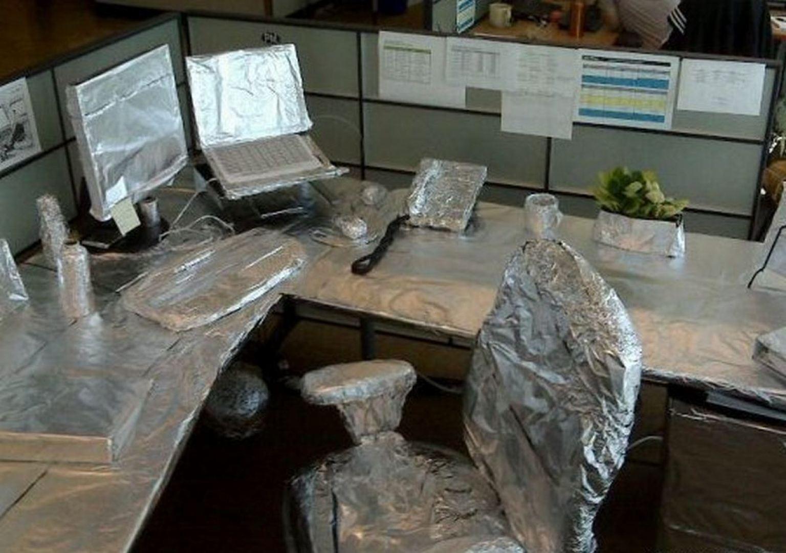 Decoration Bureau Collegue